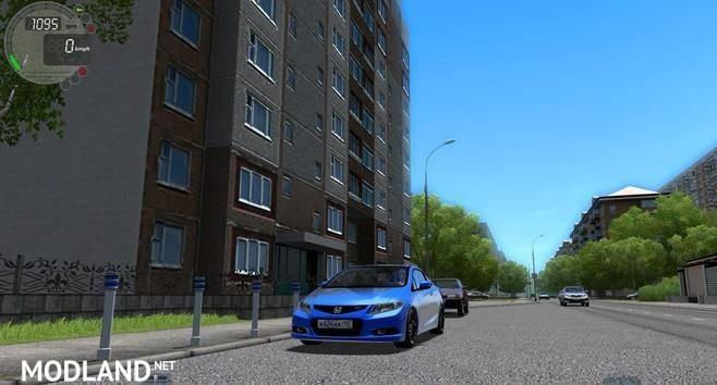 Honda Civic SI 2013 [1.5.9]